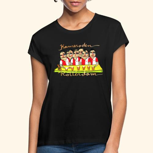 Kameraden Feyenoord - Vrouwen oversize T-shirt