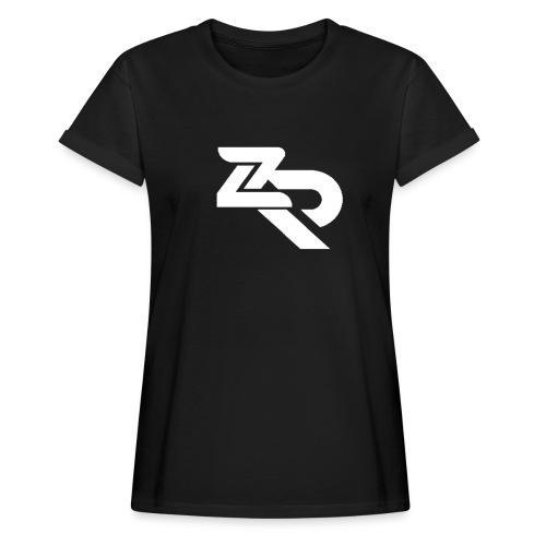 ZR Hoodie - Dame oversize T-shirt