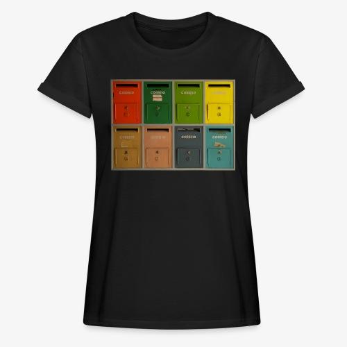 Briefkasten - Frauen Oversize T-Shirt