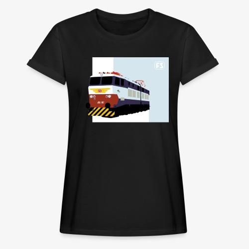 FS E 656 Caimano - Maglietta ampia da donna