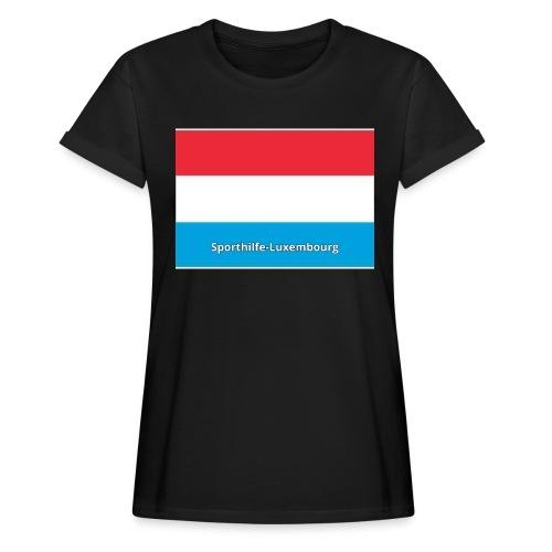 pf 1526995700 - T-shirt oversize Femme