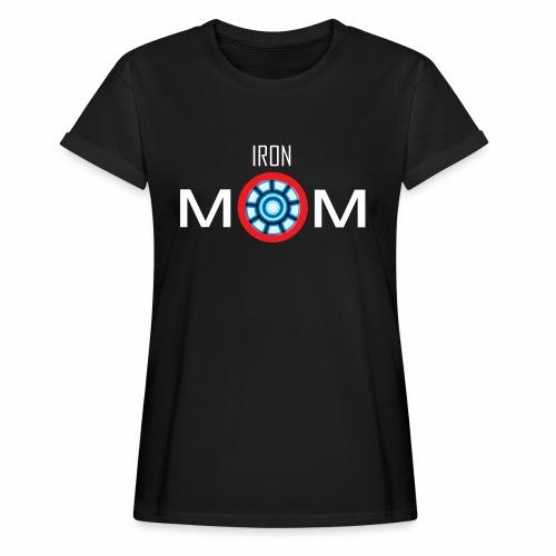 Iron mom - Women's Oversize T-Shirt