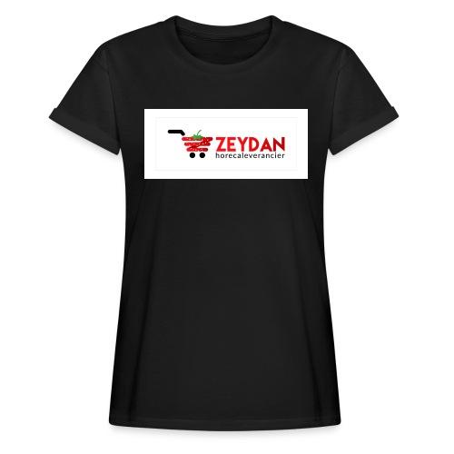 Zeydan - Vrouwen oversize T-shirt