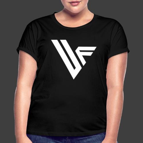 United Front Alternative Logo collection - Naisten oversized-t-paita