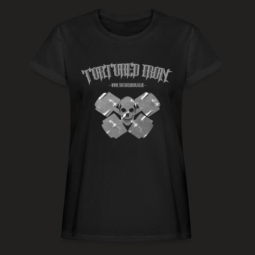skull - Women's Oversize T-Shirt
