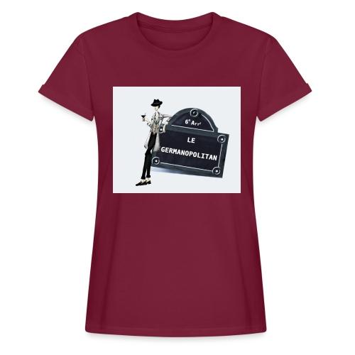 Sac Le Germanopolitan - T-shirt oversize Femme