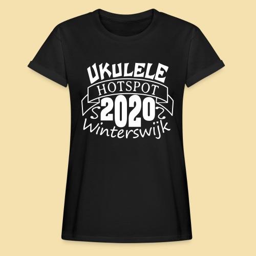 WW2020 - Frauen Oversize T-Shirt