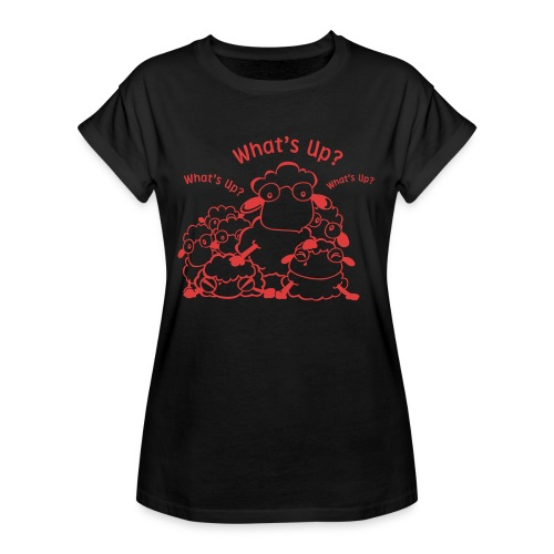 yendasheeps - Vrouwen oversize T-shirt