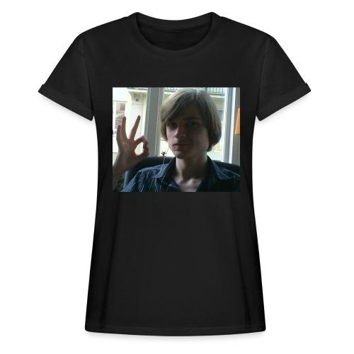 The official RetroPirate1 tshirt - Women's Oversize T-Shirt