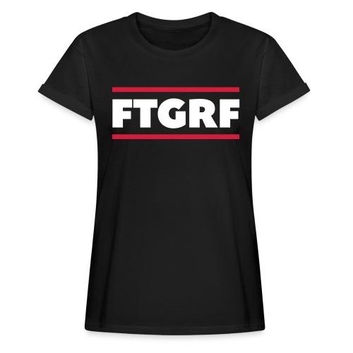 FOTOGRAF · FTGRF - Frauen Oversize T-Shirt