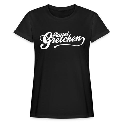 Planet Gretchen - Oversize-T-shirt dam