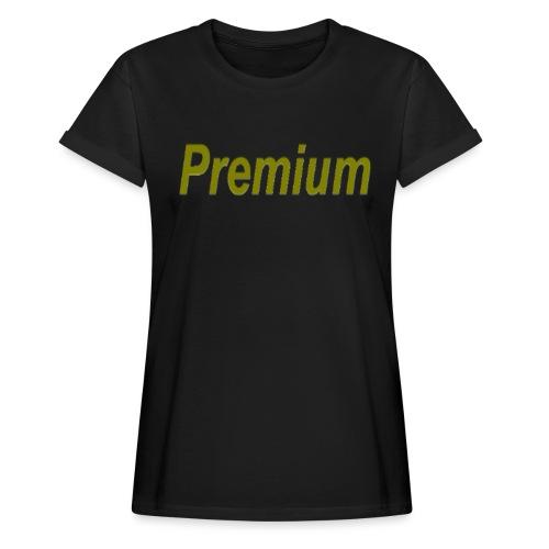 Premium - Women's Oversize T-Shirt