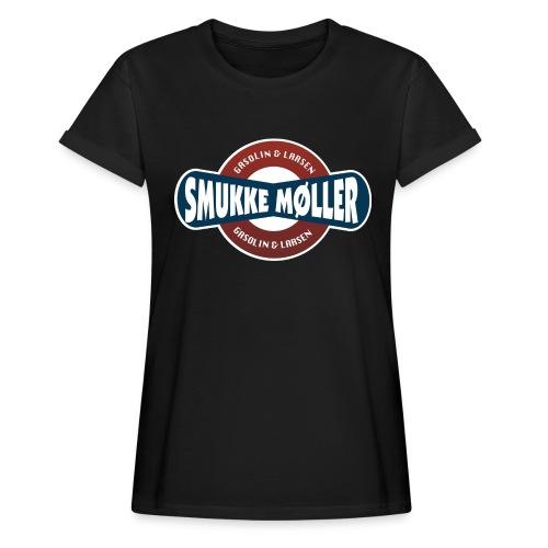 smlogo - Dame oversize T-shirt