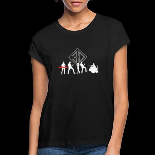 3D 2020 - T-shirt oversize Femme
