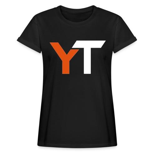 Yogii Tube - Women's Oversize T-Shirt