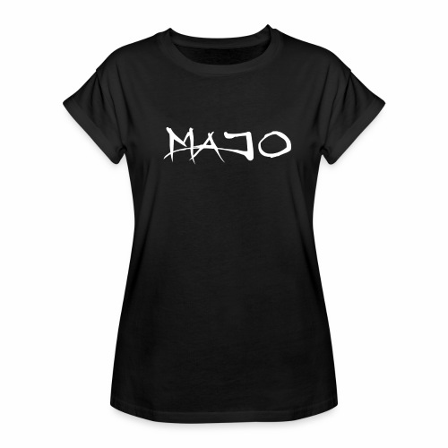 Majo Raw - Oversize-T-shirt dam