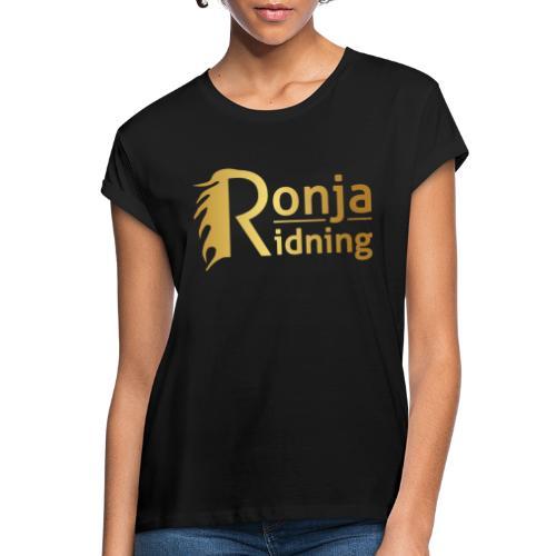 Ronja Ridning - Dame oversize T-shirt