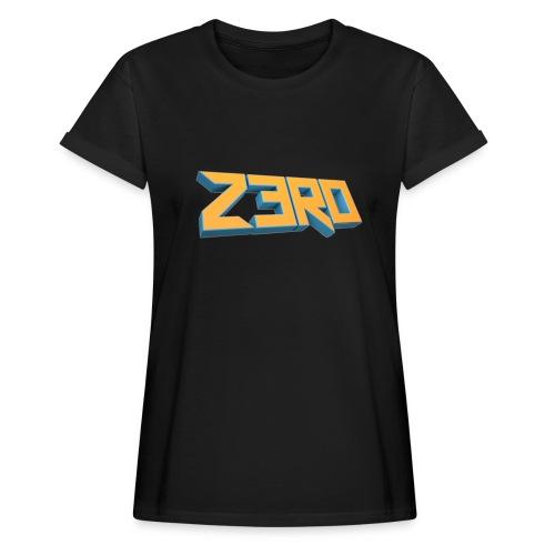 The Z3R0 Shirt - Women's Oversize T-Shirt