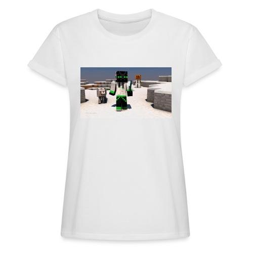t-shirt - Oversize-T-shirt dam