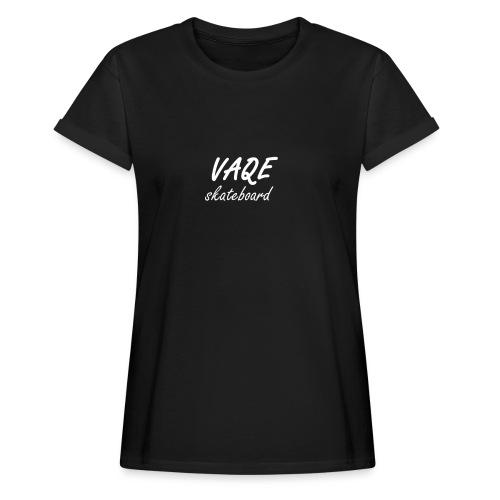 vaqe skate - T-shirt oversize Femme