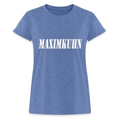 maximkuhn - Vrouwen oversize T-shirt
