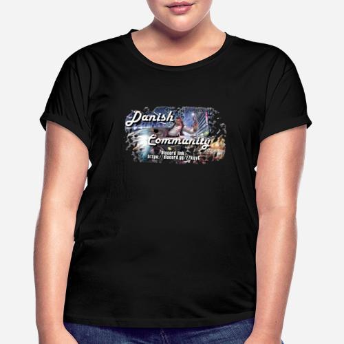 Dansih community - fivem2 - Dame oversize T-shirt