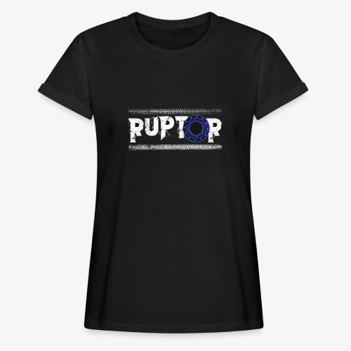 Ruptor - T-shirt oversize Femme
