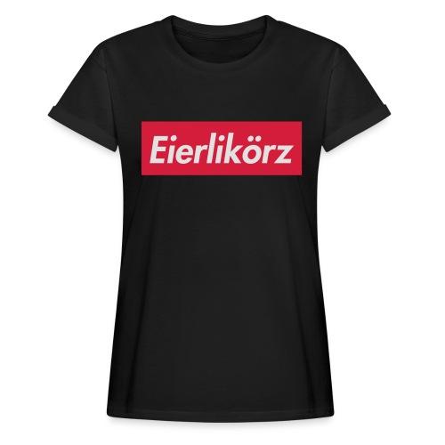 Eierlikörz SSFW 2017 Shirt - Frauen Oversize T-Shirt