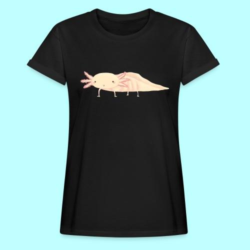 Axolotl - Frauen Oversize T-Shirt