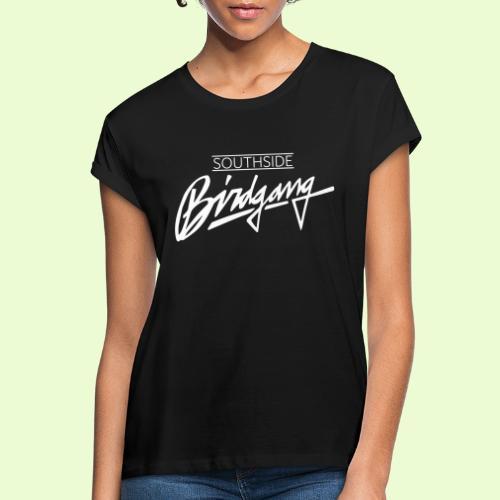 BIRDGANG - Naisten oversized-t-paita