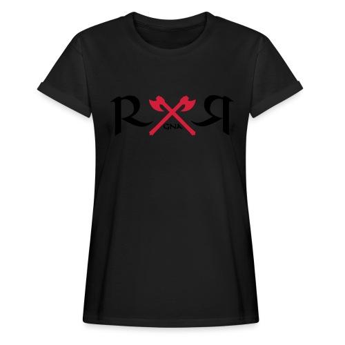 Ragnar_2 - Frauen Oversize T-Shirt