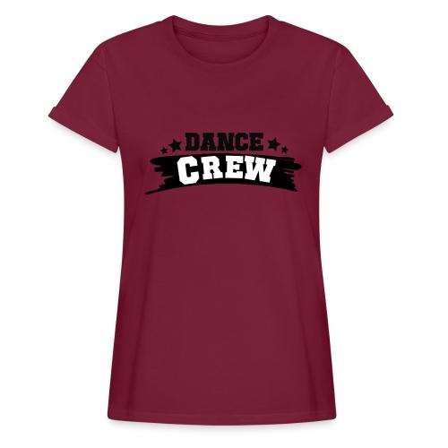 Tshit_Dance_Crew by Lattapon - Dame oversize T-shirt