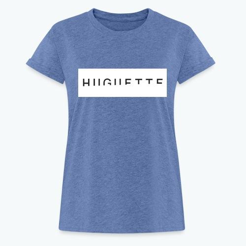 Huguette - T-shirt oversize Femme
