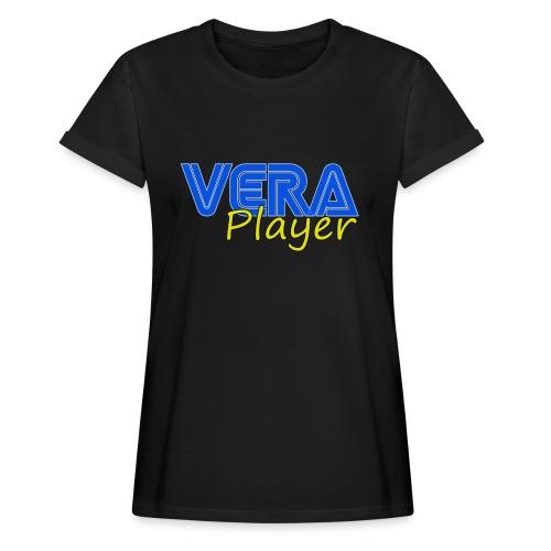 Vera player shop - Camiseta holgada de mujer