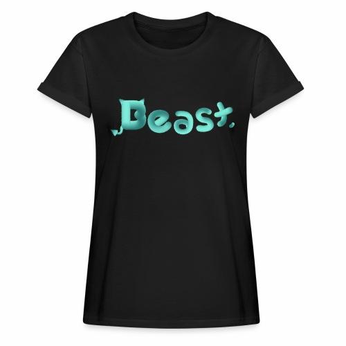 Beast - Women's Oversize T-Shirt