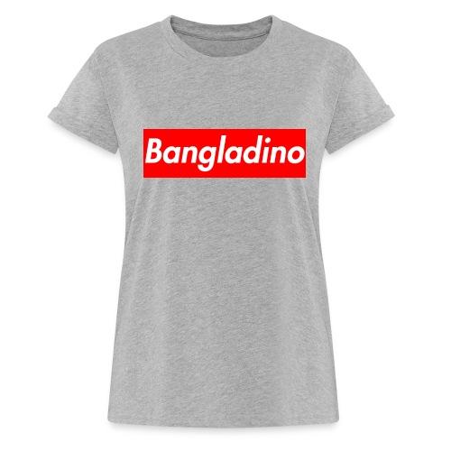 Bangladino - Maglietta ampia da donna