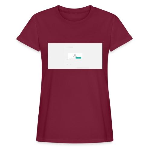 dialog - Women's Oversize T-Shirt