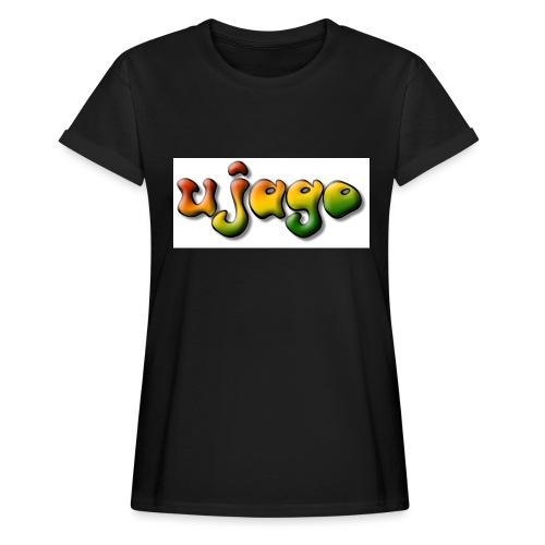 ujago farbig - Frauen Oversize T-Shirt
