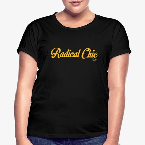 radical chic - Maglietta ampia da donna