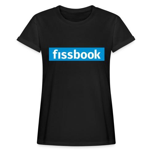 Fissbook Derry - Women's Oversize T-Shirt