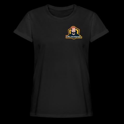 DFunctionaL Merch - Women's Oversize T-Shirt