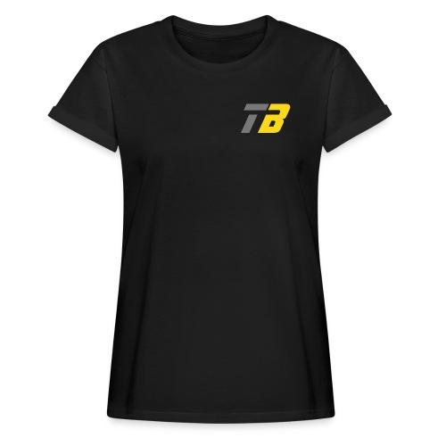 Logo Team Benninghofen - Frauen Oversize T-Shirt