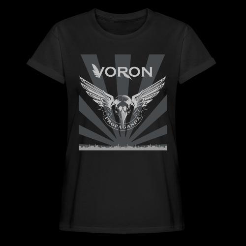 Voron - Propaganda - T-shirt oversize Femme