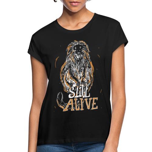 Still alive - Women's Oversize T-Shirt