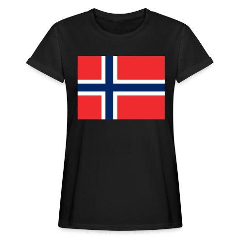 DixieMertch - Oversize T-skjorte for kvinner