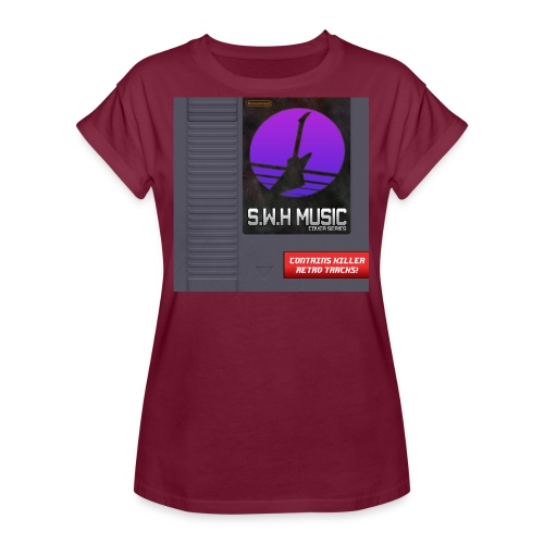 Cover series - Women's Oversize T-Shirt