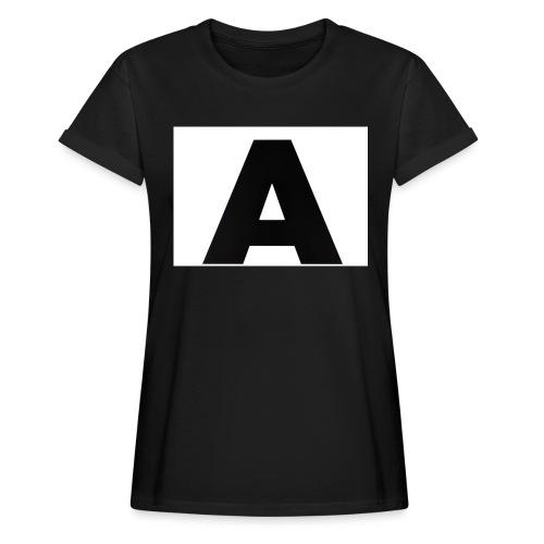 A-685FC343 4709 4F14 B1B0 D5C988344C3B - Dame oversize T-shirt