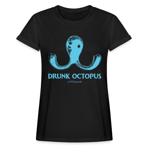 Drunk Octopus - Women's Oversize T-Shirt