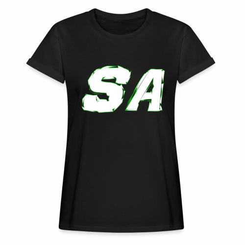 Vit SA Logo - Oversize-T-shirt dam