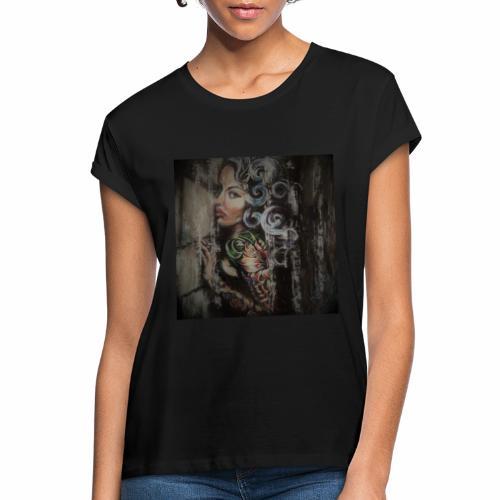 Butterfly Sugar Baby Burlesque - Women's Oversize T-Shirt